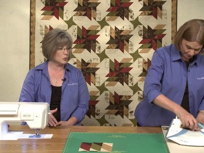 Old Sawmill - Keepsake Quilting - A Perfect Quilt For Guys