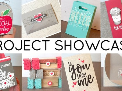 Project Showcase: DIY Gift Holders & More