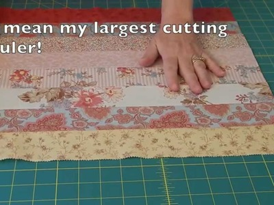 Quilting - Jelly Roll Quilt MMQ 2