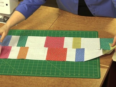 Quilting Quickly: Confetti Candy - Crib Quilt Pattern
