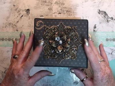 Tutorial Wedding Box part 1