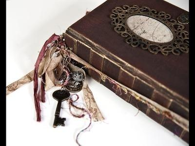 Violet - a junk journal