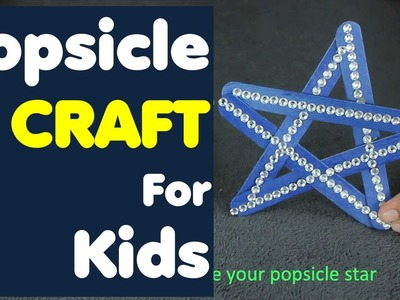 10 Popsicle Stick Craft Activities For Kids and Adults (DIY  Crafts - Do it Yourself)