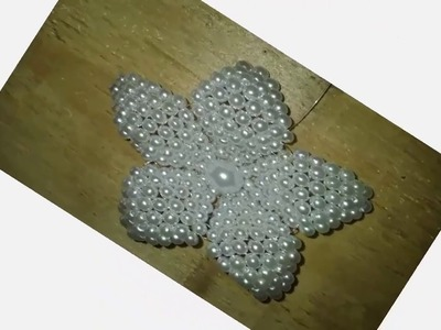 Beaded Tutorial-Beaded Brooch Tutorial-DIY Jewelry Making Tutorials for Beginners