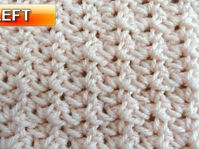 Charming Single Crochets - Left Handed Crochet Tutorial
