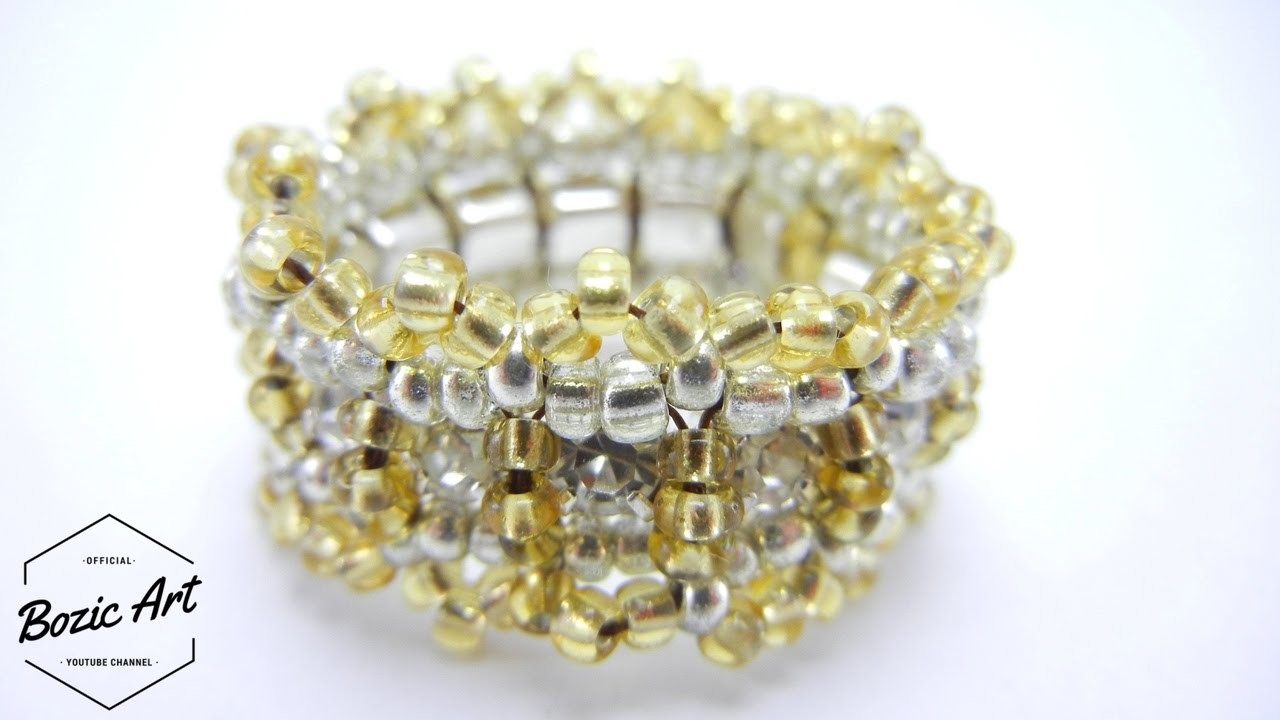 """""""Crown"""" Ring   How To Make"""
