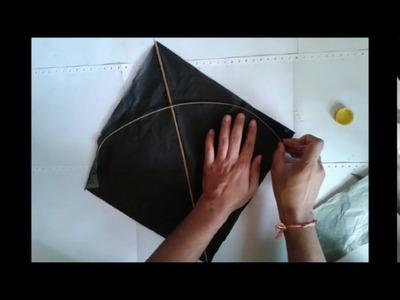 DIY Kite making