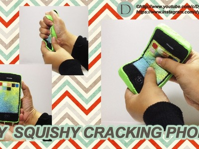 Diy Cracking Squishy : BROKEN GLASS Phone Case   DIY, My Crafts and DIY Projects