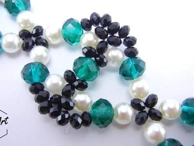 """Emerald Eye"" Bracelet | How To Make"