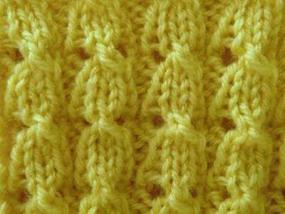 Knit Pattern *   BELLS *