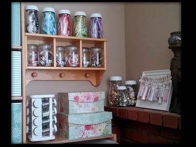 RECYCLE IDEAS: Organization using jars