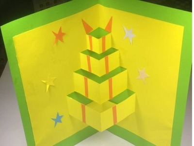 Birthday Cards for Friends  | how to make paper happy birthday card