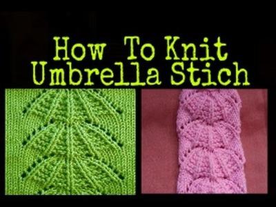 Hindi Knitting Pattern #1 Sweater Design Pattern   Umbrella Stich   Easy Knitting pattern