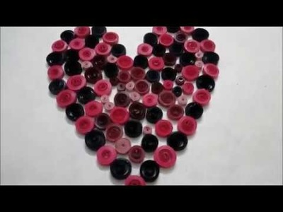 How to make valentines day quilling card