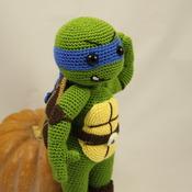Leonardo Ninja Turtles Ready Toy for Shipping