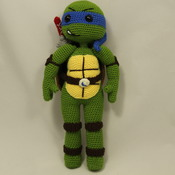 Leonardo Ninja Turtles Ready Toy for Shipping