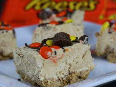 Reese's No Bake Dessert | How to Make No Bake Reese's Dessert