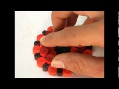 3D Quilling- Jewellery Box