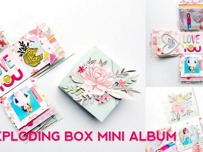 Exploding Box Mini Album
