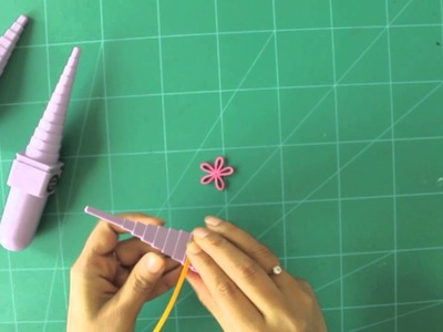 How to use Quilled Creations Border Buddy