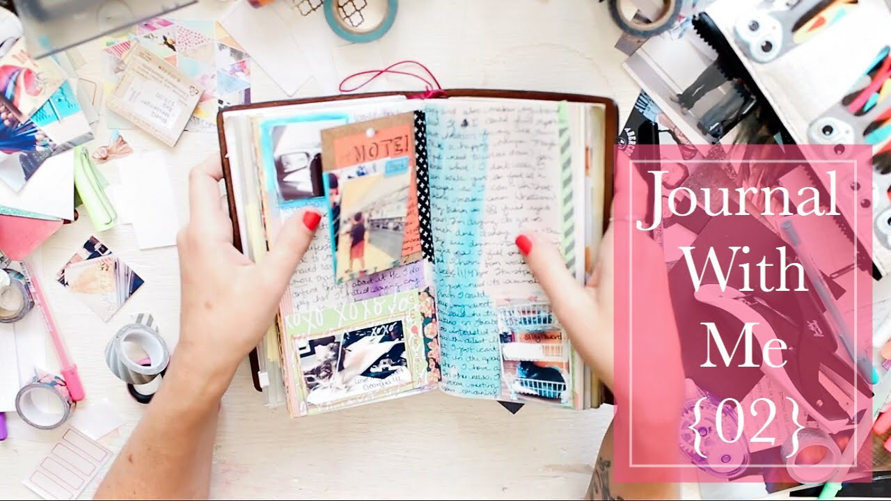 Journal With Me {02}