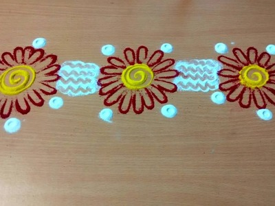 Rangoli designs for diwali | diwali rangoli | latest rangoli designs | dussuhra rangoli