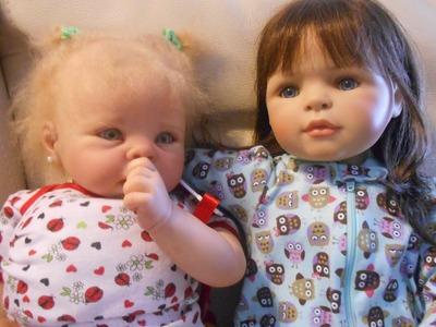 Reborn Baby Doll Clothes Haul Less Than $3 Each!
