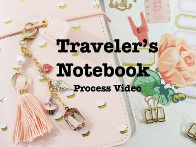Traveler's Notebook Process Video!!!