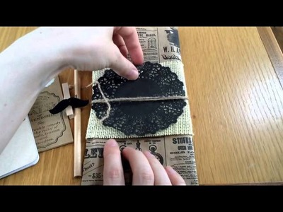 Wrapping and Packaging ideas for your pretty pocket letters