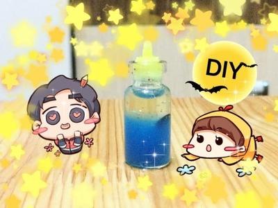 #5 DIY Bottle Charm - LAVA LAMP - Hướng dẫn làm lọ LAVA xinh xắn ^^
