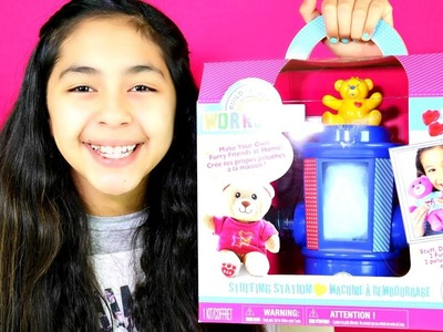 Build A Bear Workshop DIY Make your Own B-A-B at Home|B2cutecupcakes