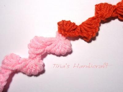 Crochet string  for irish lace