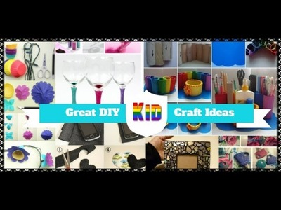 DIY Cool Crafts To Do When Bored At Home | DIY Crafts For Kids  | Easy Craft Ideas