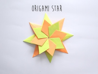 How to Fold: Origami Star
