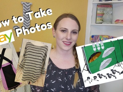 How to Photograph Clothing to Sell on Ebay