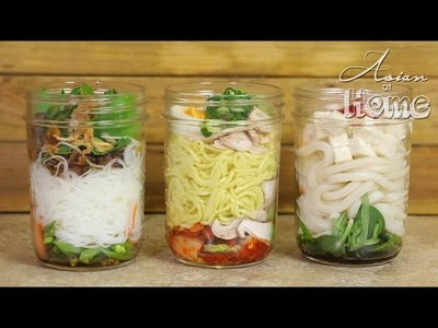 Asian at Home | Easy DIY Cup Ramen