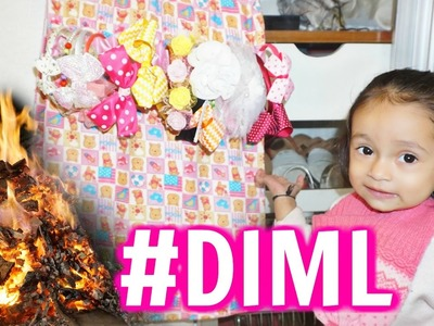 #DIML - ANA Growing Up, Lohri Celebrations, Clip Hanger DIY   ShrutiArjunAnand