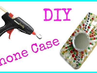DIY Crafts : Hot Glue Phone Case