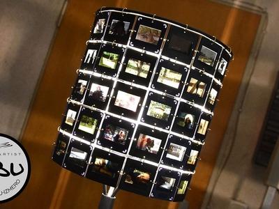 DIY \\ Design slides lamp