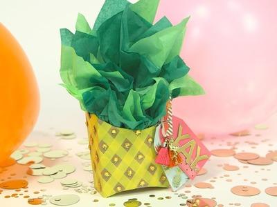 DIY Gift Boxes & Bags