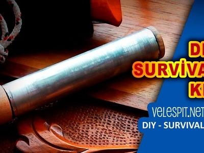 Diy Mini Survival Kit | DIY Projects | Simple Survival Equipments
