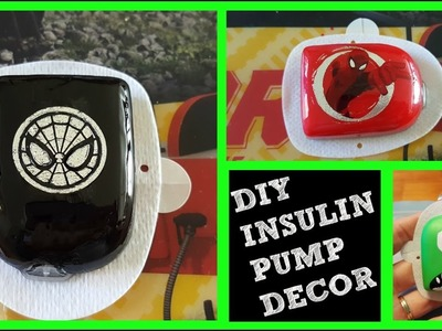 DIY Omnipod Decorations & Static Error Prevention