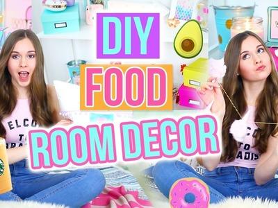 DIY Room Decor! Tumblr Food Inspired