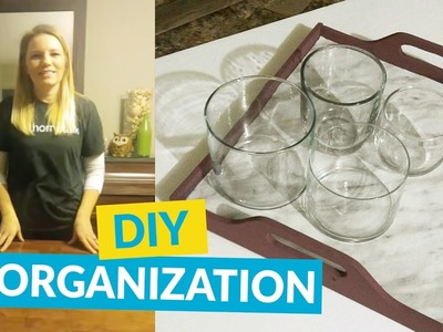 Easy DIY Organization Ideas