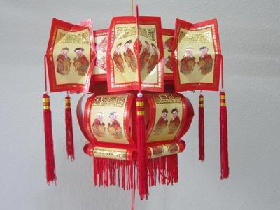 CNY TUTORIAL NO. 54 - Traditional Hongbao Lantern 2