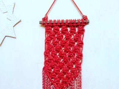 DIY Macrame Tutorial How to Craft a Wall Hanging for Beginners