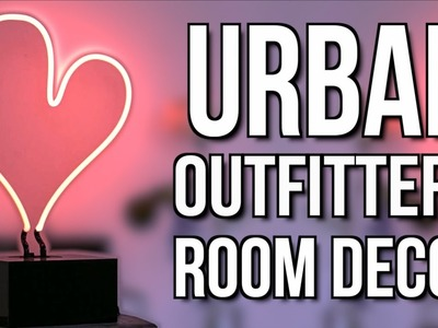 DIY ROOM DECOR Urban Outfitters Inspired LOOK FOR LESS