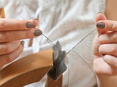 Inside the Hermès Leather Workshop
