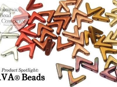 Product Spotlight  - AVA Beads