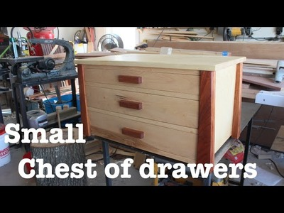 Small chest of drawers. How-To